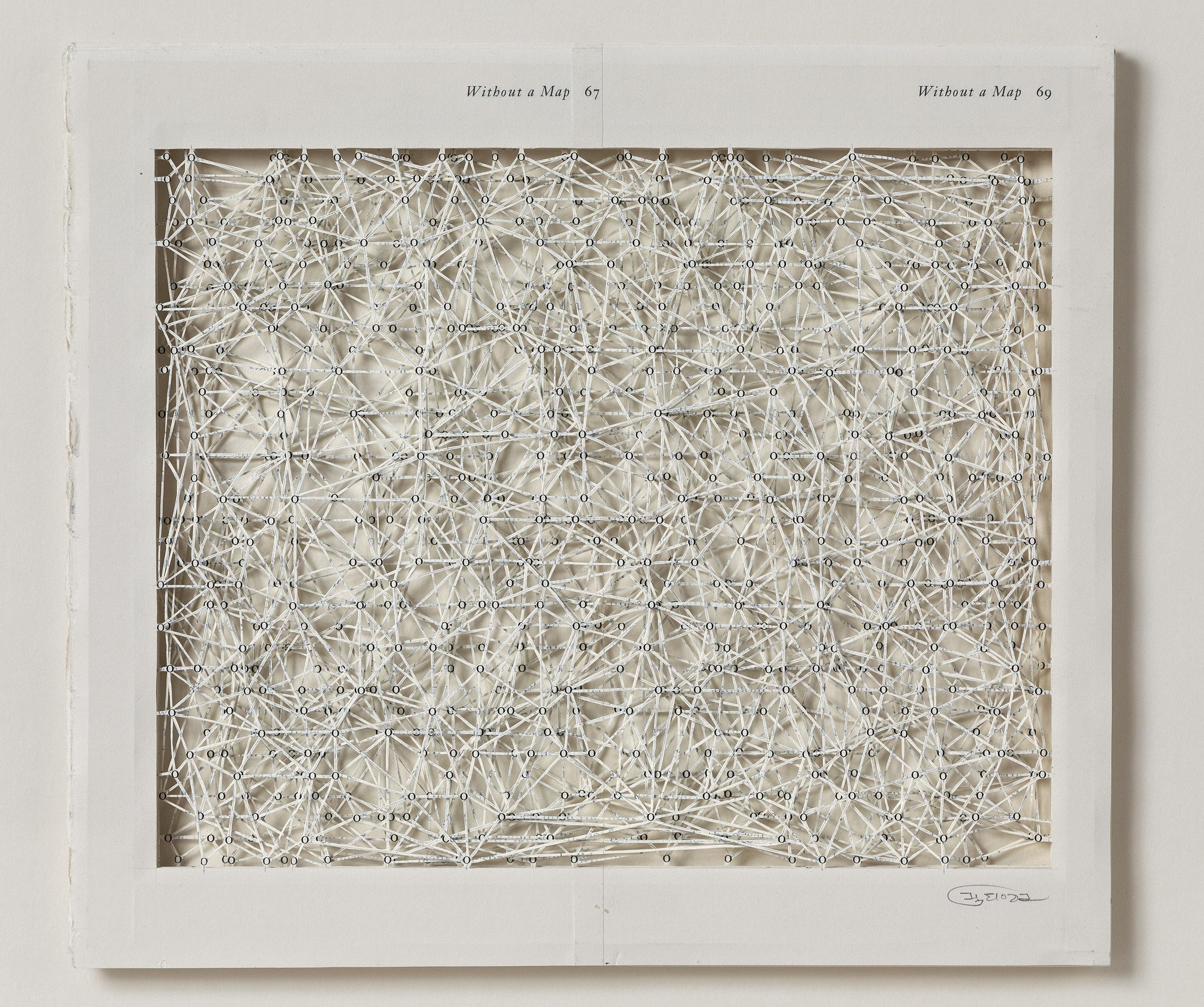 Youdhisthir Maharjan reclaimed  book pages