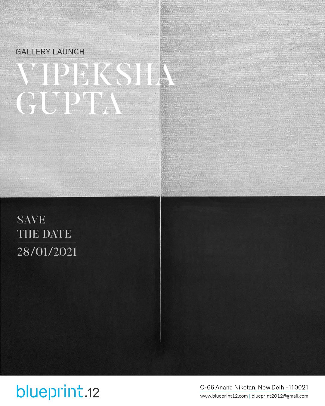 Solo Exhibition of graphite drawings by Vipeksha Gupta