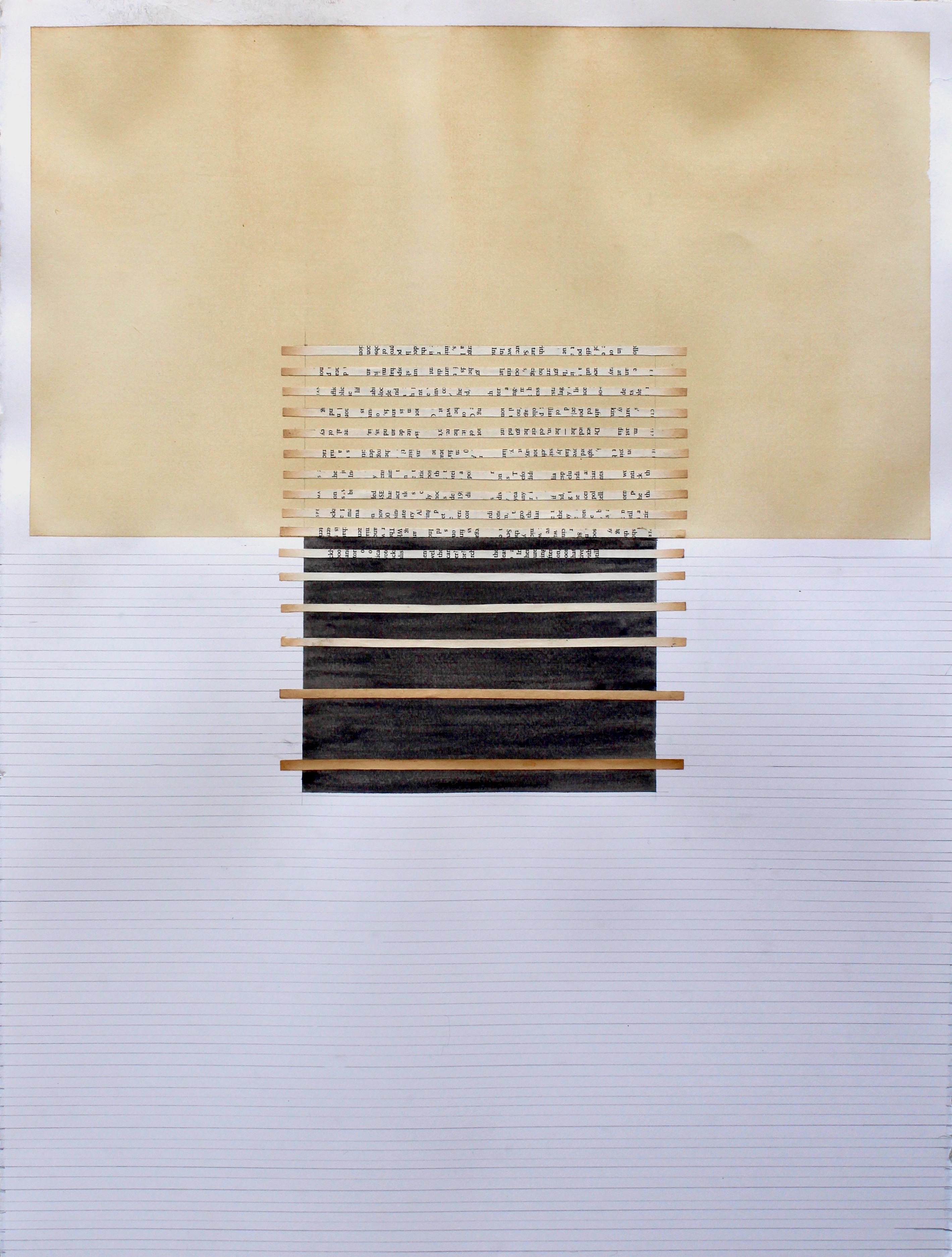 Meghana Gavireddygari,  ink & graphite on paper